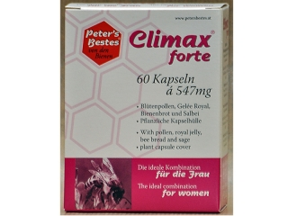 Climax forte 60 Kapseln a 547 mg