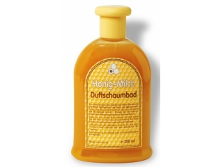 Honig Milch Duftschaumbad 300ml