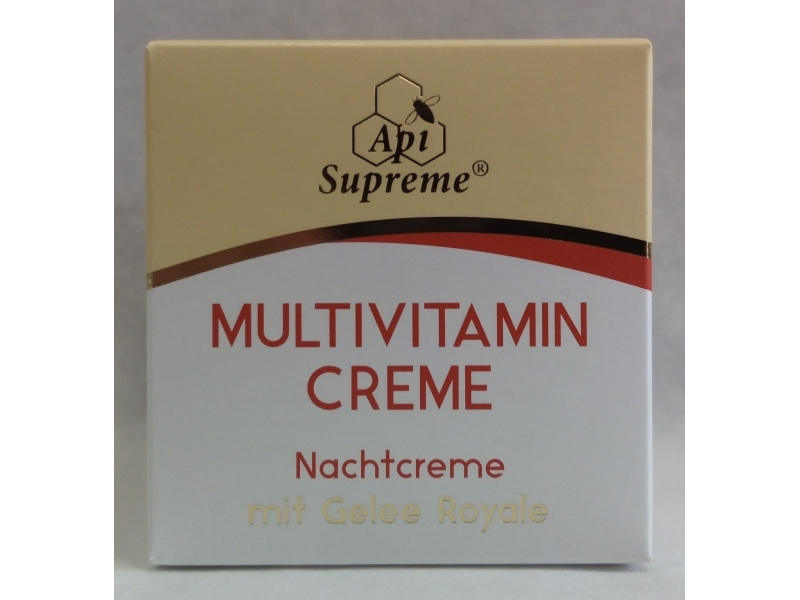 Apis Multivitamin-Creme 50ml