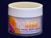 Bodycreme mit Gel.Royale 250ml